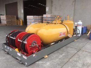 Turbine Flushing Oil Vac Systems